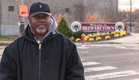 Taken November 15 2012 in Brewerytown, Philadelphia, PA.