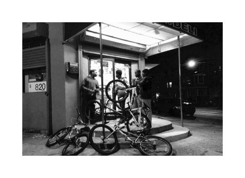 Boys on Bikes, 2016